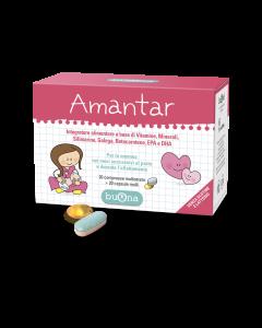 Buona Amantar 20 compresse multistrato + 20 capsule molli