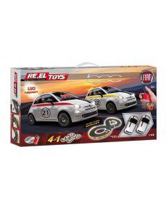 Re.El Toys 0905 - Pista Fiat 500 2,6 Metri