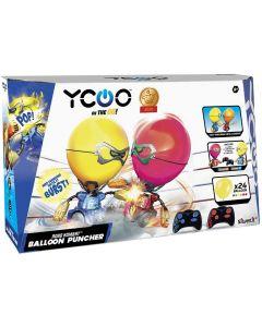 Rocco Giocattoli 20731866 - Robo Kombat Ballon Puncher