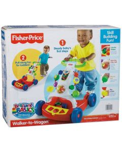 Fisher Price K6670 - Primipassi