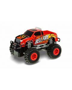 Re.El Toys 2122 - Auto Radiocomandata 1:20 Hell Fire Pick Up