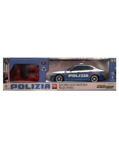 Re.El Toys 2200 - Auto Radiocomandata 1:24 Alfa Romeo Giulia Polizia