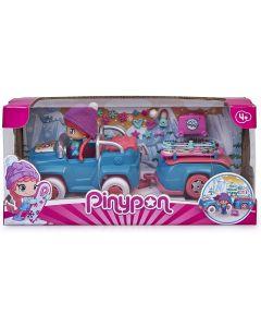 Famosa 700015772 - Pinypon Ski Car