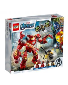 Lego Heroes Iron Man Hulkblaster - 76164