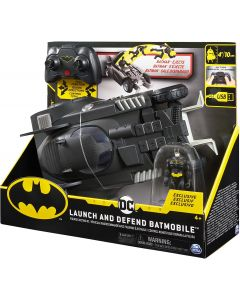 Spin Master 6055747 - Batman Batmobile Launch & Defender