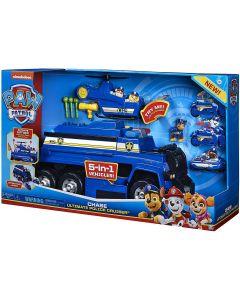 Spin Master 6058329 - Paw Patrol Mega Veicolo Polizia Chase