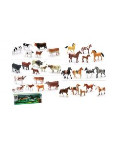 New Ray 5593 - Counrty Life Animali Assortiti