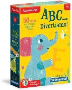 Sapientino - ABC...Divertiamo! - Clementoni 16123