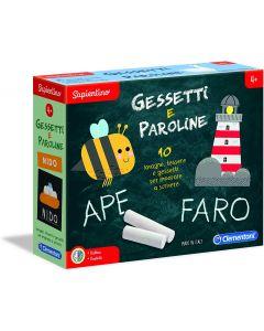 Sapientino - Gessetti E Paroline - Clementoni 16125