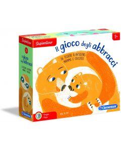 Sapientino - Il Gioco Degli Abbracci - Clementoni 16126