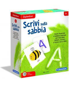 Sapientino - Scrivi Sulla Sabbia - Clementoni 16131