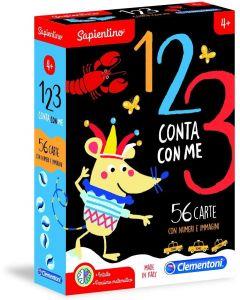 Sapientino - 123 Conta Con Me - Clementoni 16134