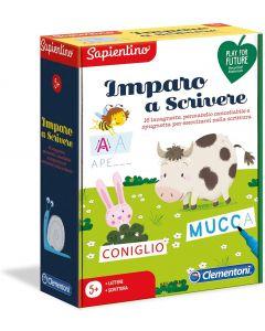 Sapientino - Imparo A Scrivere - Clementoni 16142