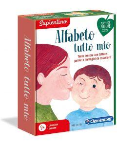 Sapientino - Alfabeto Tutto Mio - Clementoni 16148