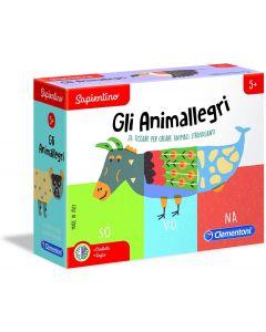 Sapientino - Gli Animallegri - Clementoni 16160