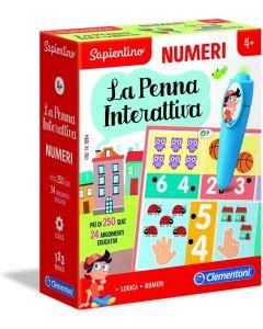 Sapientino - La Penna Interattiva Numeri - Clementoni 16167