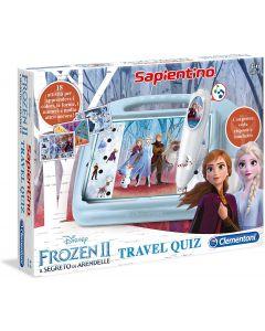 Sapientino - Travel Quiz Frozen 2 - Clementoni 16186