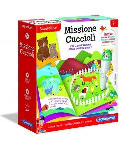 Sapientino - Missione Cuccioli - Clementoni 16188