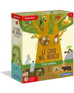 Sapientino - Le Case nel Bosco - Clementoni 16198
