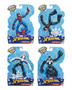 Hasbro E73355L0 - Spiderman Bendy Modelli Assortiti