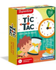 Sapientino - Tic Tac - Clementoni 16244