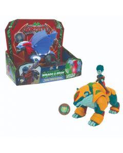 Giochi Preziosi GRE05000 - Gormiti Hyperbeast Deluxe 15 CM Assortimento 2