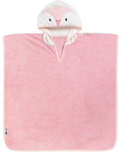 Tommee Tippee Poncho Penny La Pinguina Rosa