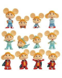 Topo Gigio 18 cm - Mini personaggi assortiti