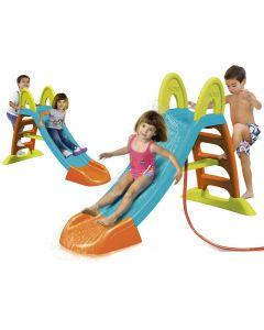 800009001 - Famosa -Scivolo Slide Plus con acqua