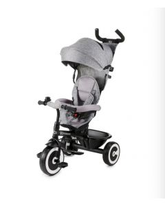 Kinderkraft Triciclo Aston Grey