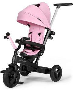 Kinderkraft - Triciclo evolutivo Twipper (rosa)