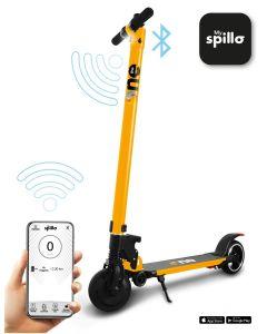 Monopattino Elettrico Spillo Pro Arancio 350 W