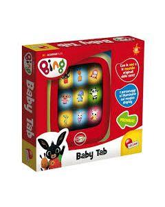 Lisciani Giochi - Bing Baby Tab Gioco Educativo, Multicolore - 79483