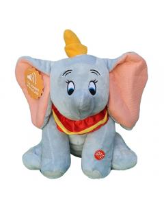 Peluche Dumbo cm. 20 con Suoni