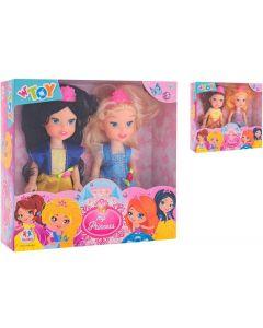 W Toy - Bambole e Figure Multicolore - Globo 38495