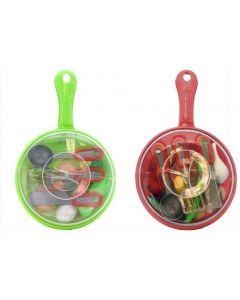 Playset Food E Accessori da Cucina - Globo 39130