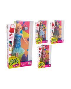 Donna Bambola Fashion C/Acc. - Globo 39593