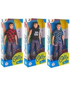 Fashion Doll Boy - Globo 39600
