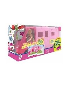 Camper 52 cm con Fashion Doll - Globo 39947