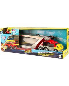 IMC Toys Topolino e Gli Amici del Rally AUTOARTICOLATO Porta Veicoli, 183858MM2