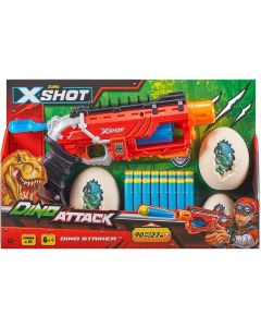 Close Out X-Shot - Dino Attack: Dino Striker