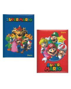 Super Mario Diario Scuola 14x19cm