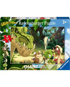Puzzle Pz.24 Gigantosaurus
