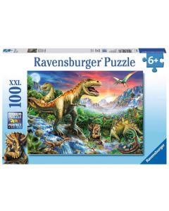 Puzzle Pz.100 Xxl Dinosauri