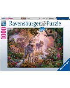 Puzzle Pz.1000 Lupi D'estate