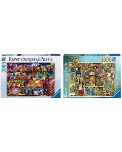 Puzzle Pz.2000 Mondo Dei Libri