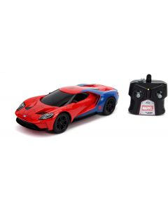 Auto 1:16 R/C Marvel Spiderman Ford Gt