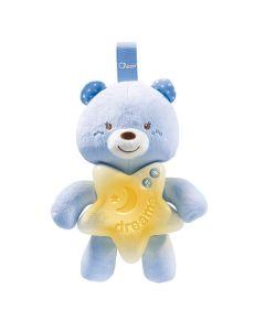 Chicco 91562 - Gioco Goodnight Orsetto Azzurro