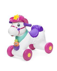 Chicco 79071 - Miss Rodeo, Cavallo a Dondolo