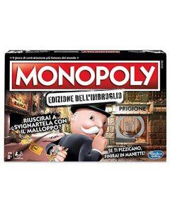 Hasbro E1871103 - Monopoly Edizione Dell'Imbroglio